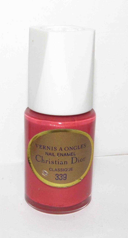 Dior Nail Polish - Classique 339
