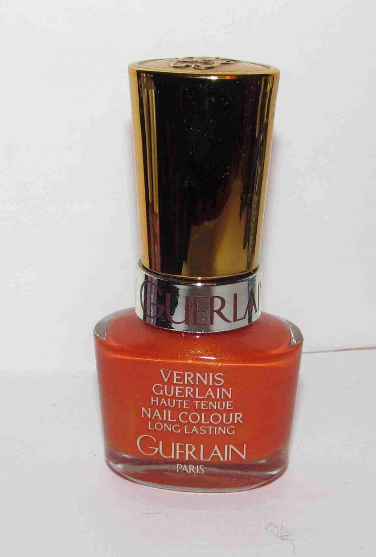 Guerlain Nail Polish - Orange No2