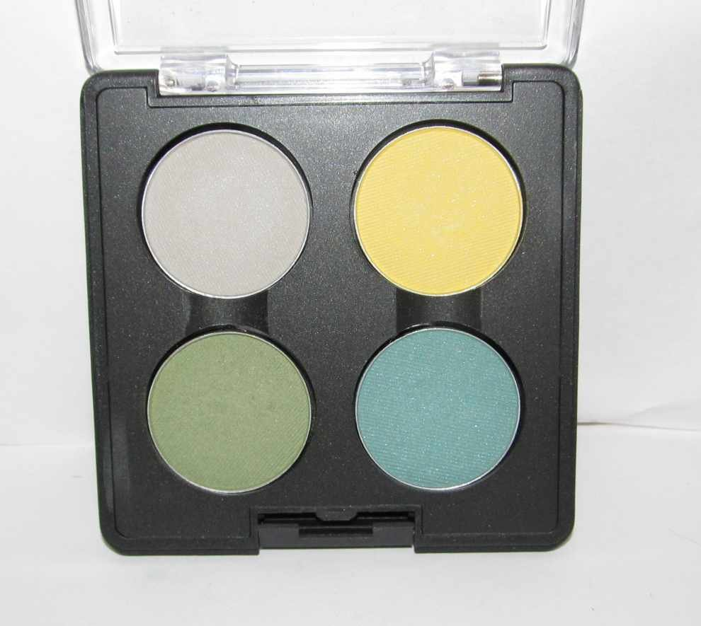 MAC - Colour Scheme 3 Quad - used