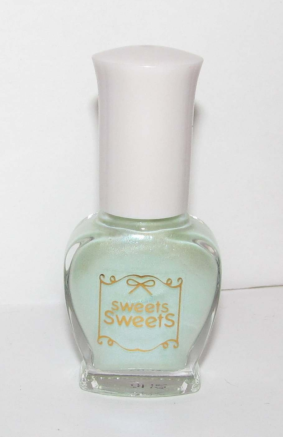 Sweets Sweets Nail Polish - Nice Mint Green Color