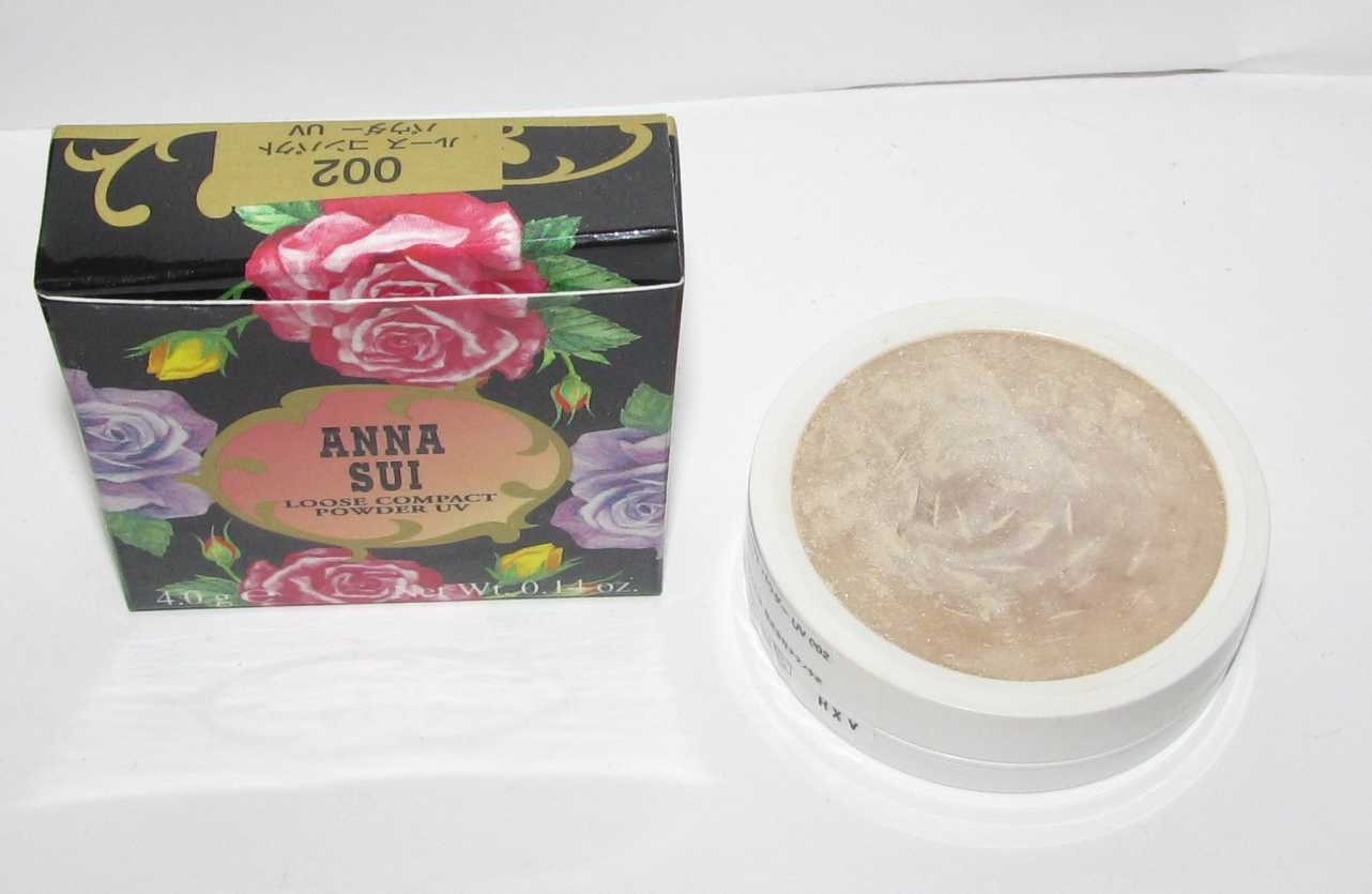 Anna Sui - Loose Compact Powder UV - 002