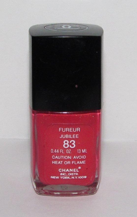 CHANEL Nail Polish - Fureur 83 (Jubilee) - HTF - RARE!