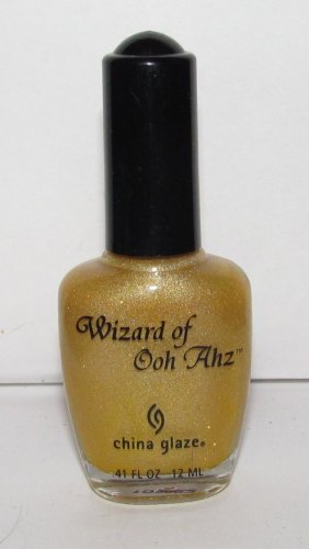 China Glaze Nail Polish - Cowardly Lyin' Original Bottle - NEW HTF