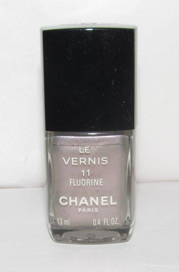 CHANEL Nail Polish - Fluorine 11 VHTF - RARE NEW