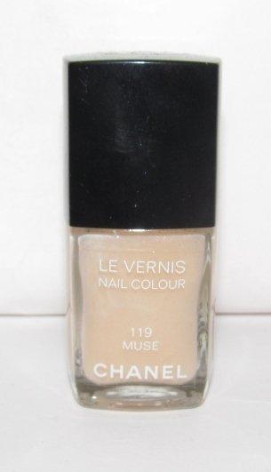 CHANEL Nail Polish - Muse 119 - RARE VHTF