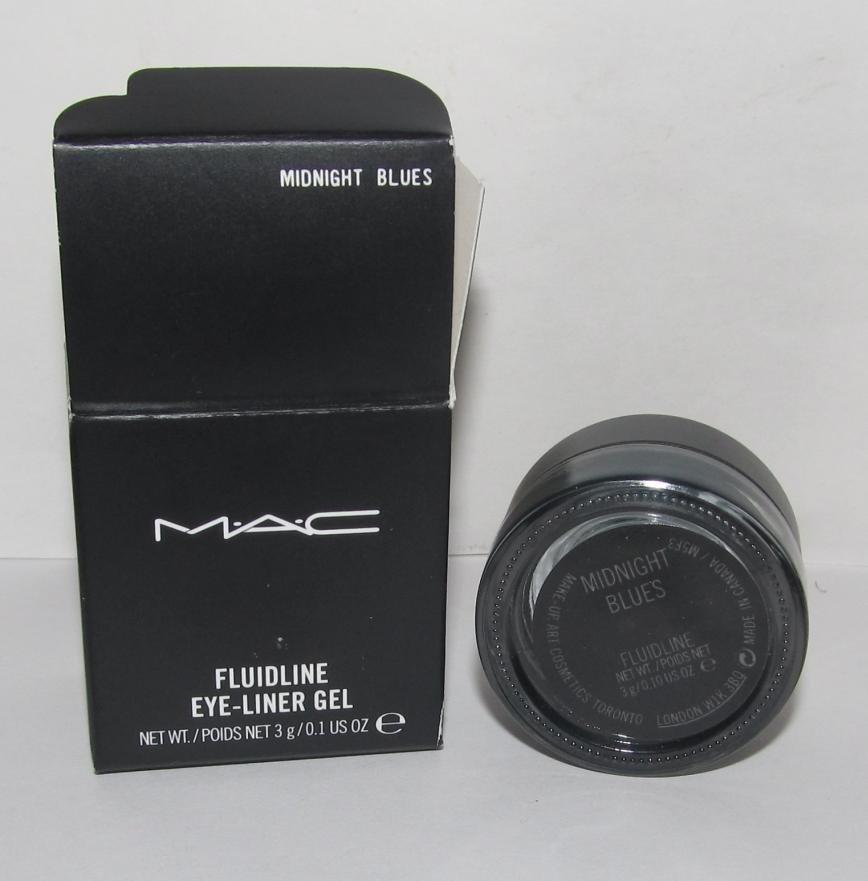 MAC - Midnight Blues Fluidline - NIB