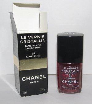 CHANEL - Diaphane Nail Glaze - NIB