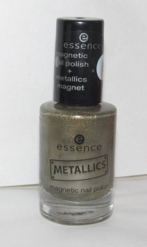 Essence Metallics Magnetic Nail Polish - Nothing Else Metals 04