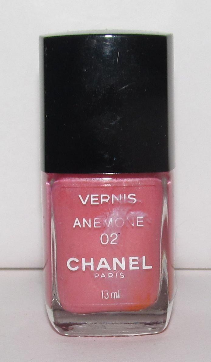 CHANEL Nail Polish - Anemone 02 - RARE - NEW