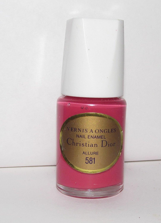Dior Nail Polish - 581 Allure- NEW RARE