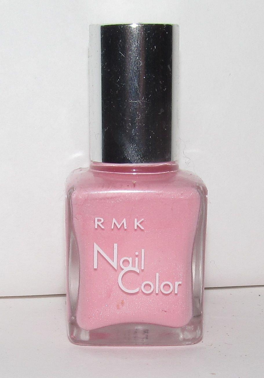RMK Nail Polish - 56 Creamy Pink - NEW