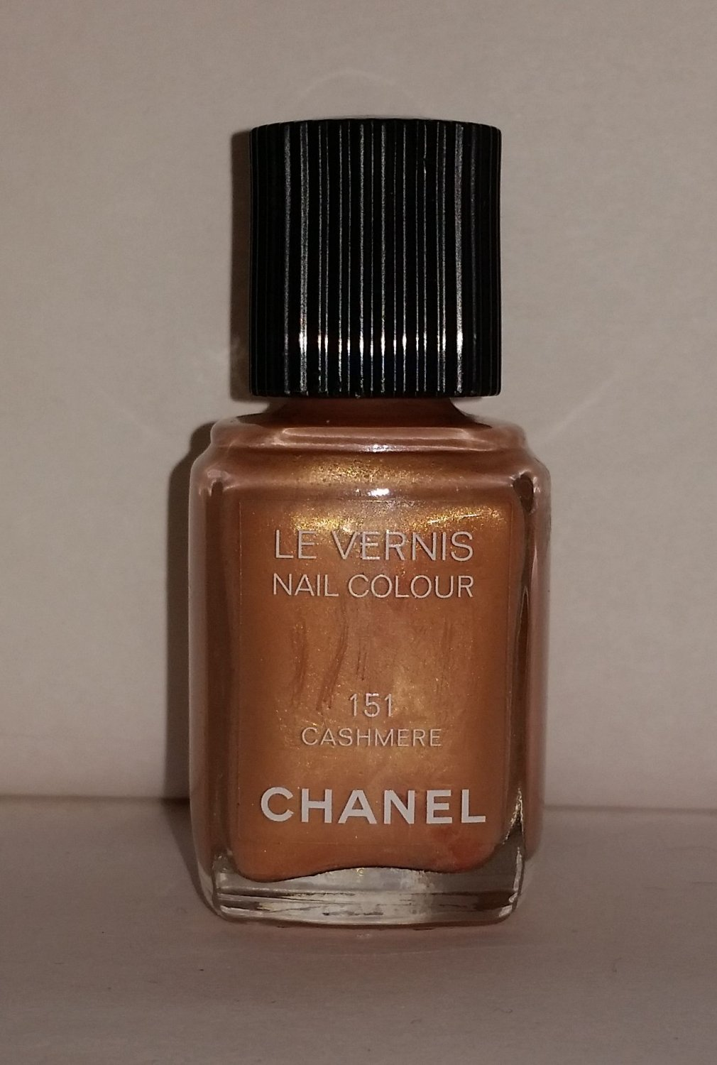 CHANEL Cashmere Nail Polish 151 - NEW