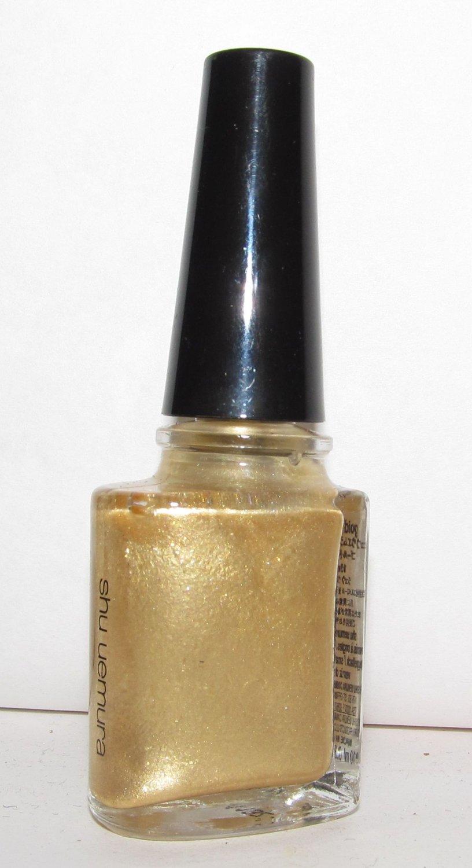 Shu Uemura - Gold Pollen Nail Polish - NEW
