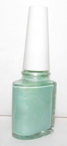 Shu Uemura - Green Splash Nail Polish - NEW