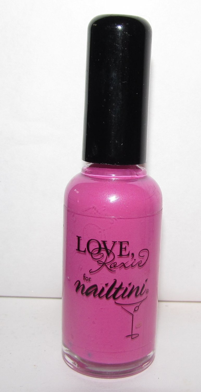 Nailtini Nail Polish - Pink Clover Club - NEW