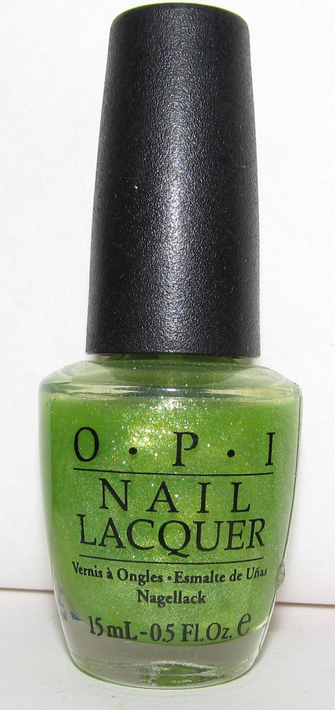 OPI Nail Polish - Call Me Cell-ery NL B49 NEW
