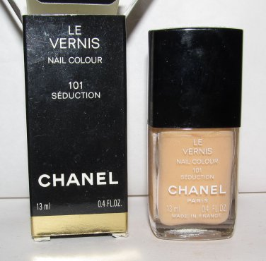 CHANEL - Seduction Nail Polish NIB - RARE - HTF!