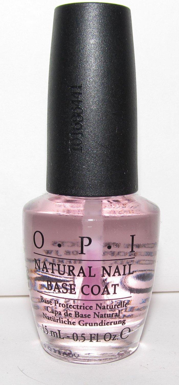 OPI Nail Polish - Natural Nail Base Coat - NEW