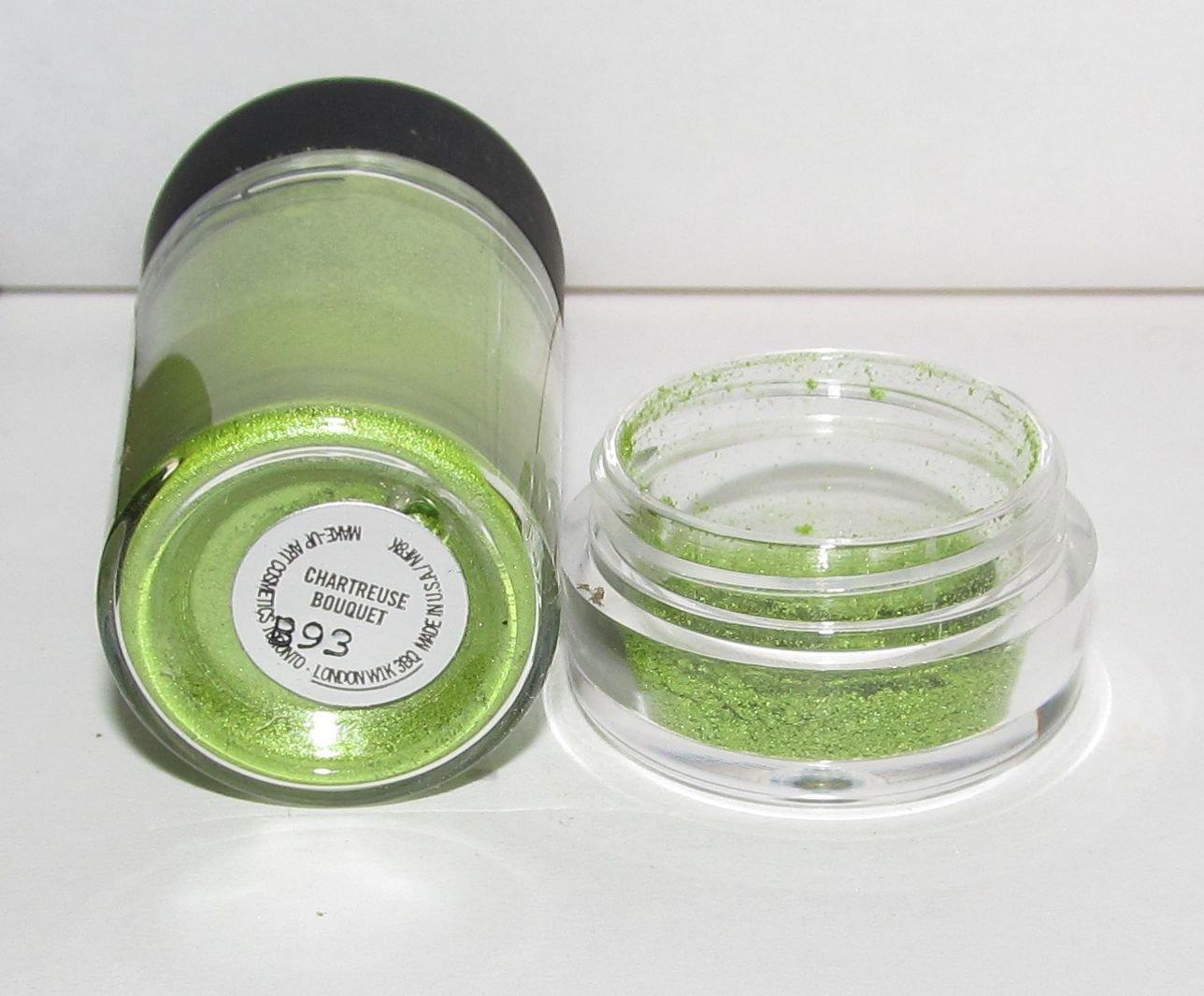 MAC Pigment Sample - Chartreuse Bouquet 1/4 tsp Sample