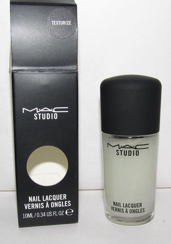 MAC Nail Polish - Texturize NIB