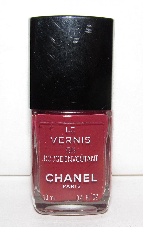CHANEL Nail Polish - Rouge Envoutant 55 RARE - HTF