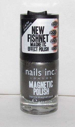 nails inc. Magnetic Nail Polish - soho - NEW
