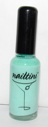 Nailtini Nail Polish - Creme de Menthe 196 - NEW