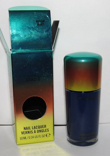 MAC Nail Polish - Monday Blues - NIB