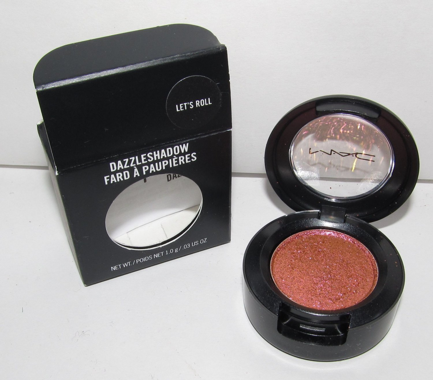 MAC Eye Shadow - Let's Roll NEW
