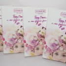 4 Coach Poppy Flower Eau de Parfum Sample Spray Vial Lot