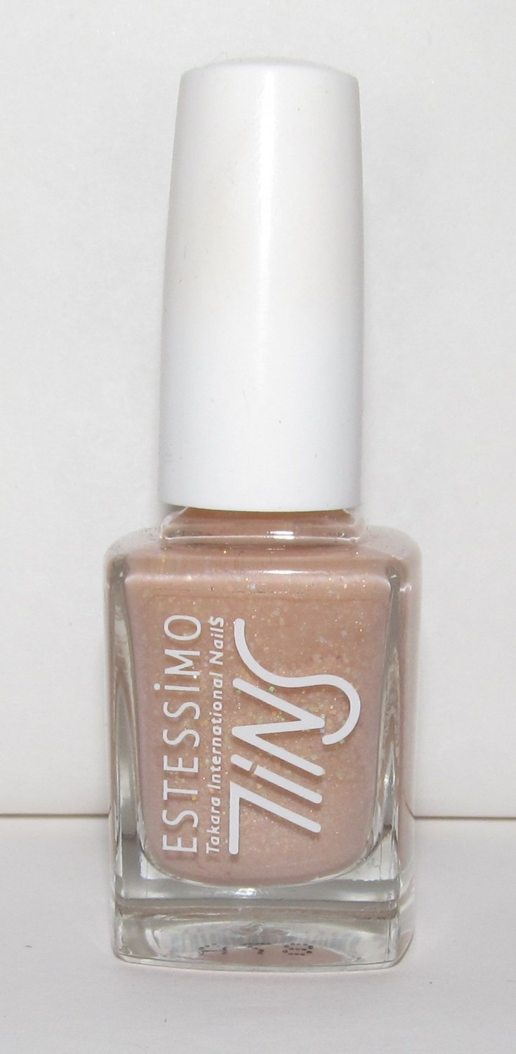 Estessimo TiNS Nail Polish - The Cream in Chocolate 045 - Japanese Exclusive NEW