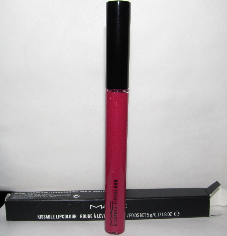 MAC Kissable Lipcolour - Scan-Delicious - NEW in BOX