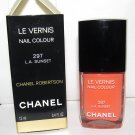 CHANEL Nail Polish - LA Sunset  297 - RARE! HTF NEW