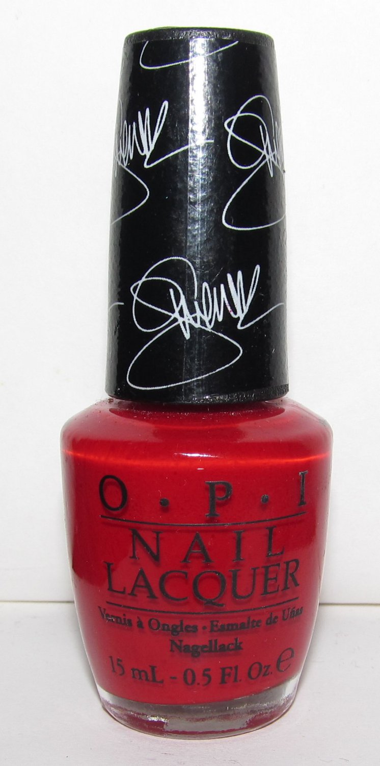 OPI Nail Polish - Over & Over A-Gwen NL G25 - NEW