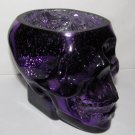 Yankee Candle 2016 - Perfect Potions Crystal Skull Tea Light Candle Holder - NEW