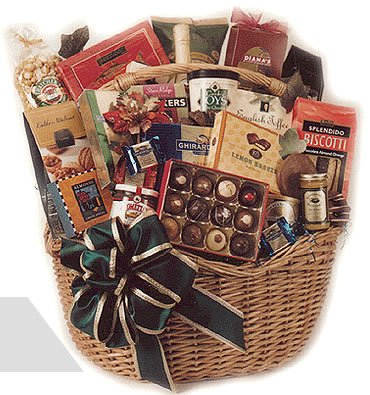 Chocalte Basket
