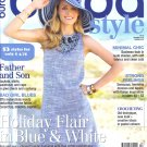 Brand New Burda Magazine 04/2013 (English Edition) w/ uncut Patterns