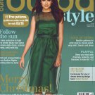 NEW Burda Magazine 12/2013 Uncut Folded Patterns US 2/4-24 (EUR 34-52) English