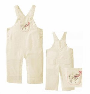 Gymboree Poodle Overall