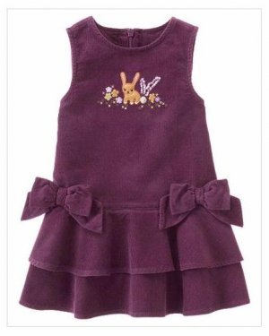 Gymboree Rabbit Dress