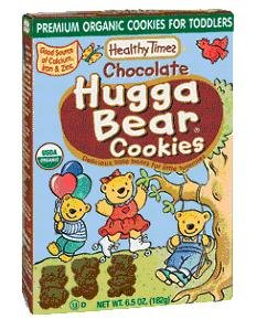 Hugga Bear Cookies - Chocolate