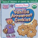 Vanilla Arrow Root Cookies