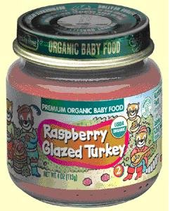 Raspberry Glazed Turkey