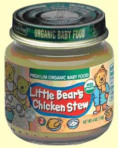 Little Bear's Chicken Stew