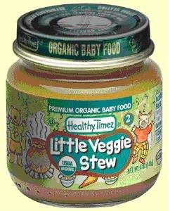 Little Veggie Stew