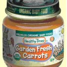 Garden Fresh Carrots