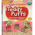 Apple Cinnamon Teddy Puffs