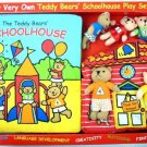 My Very Own Teddy Bear School House Playset