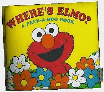Where's Elmo? (Small)