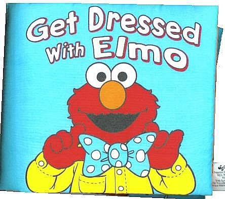 Get Dressed With Elmo (Small)